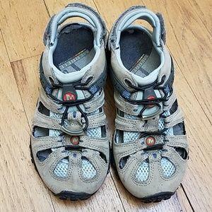 Merrell Vibram Shoes Women's Size 7